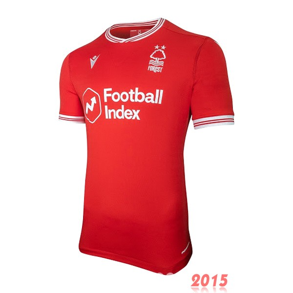 Maillot De Foot Nottingham Forest 20/21 Domicile