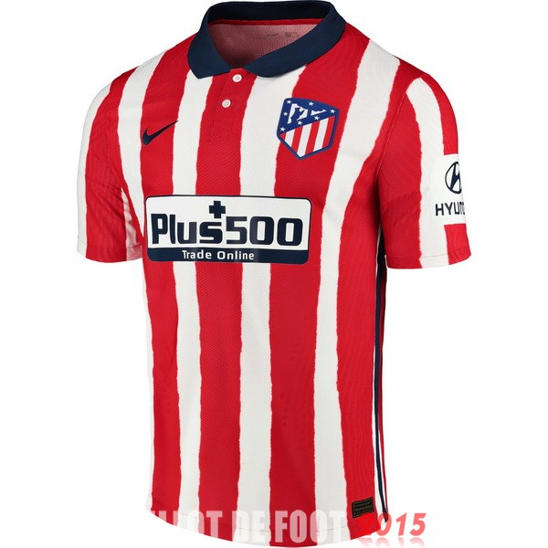 Maillot De Foot Atletico Madrid 20/21 Domicile