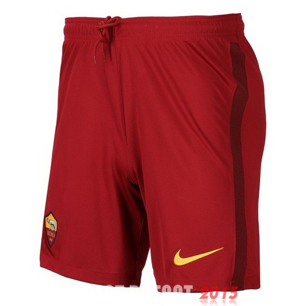 Maillot De Foot As Roma Pantalon 20/21 Exterieur