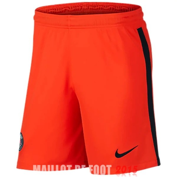 Maillot De Foot Paris Saint Germain Gardien Pantalon 20/21 Orange