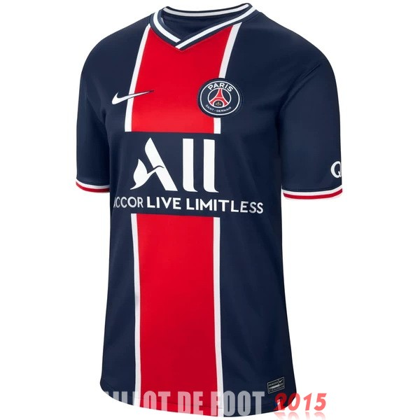 Thailande Maillot De Foot Paris Saint Germain 20/21 Domicile