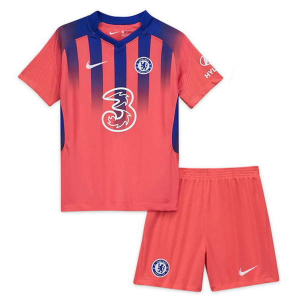 Maillot De Foot Chelsea Enfant 20/21 Third Un ensemble