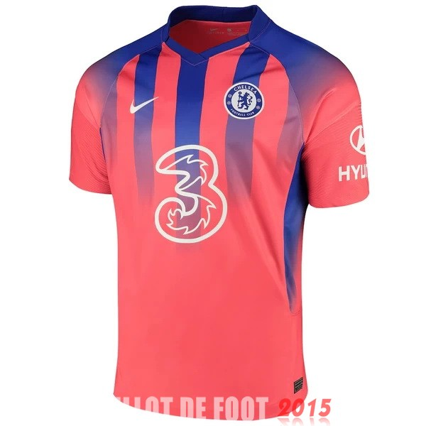 Maillot De Foot Chelsea 20/21 Third