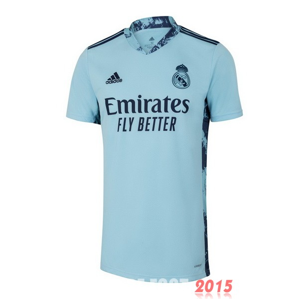 Maillot De Foot Real Madrid Gardien 20/21 Domicile