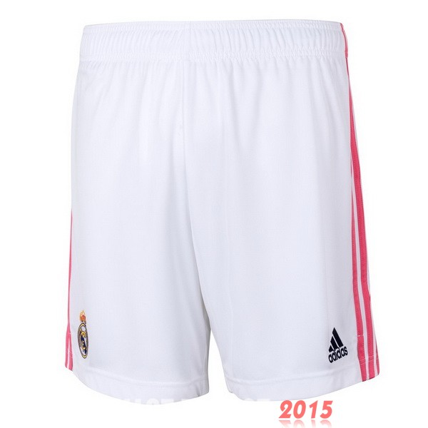 Maillot De Foot Real Madrid Pantalon 20/21 Domicile