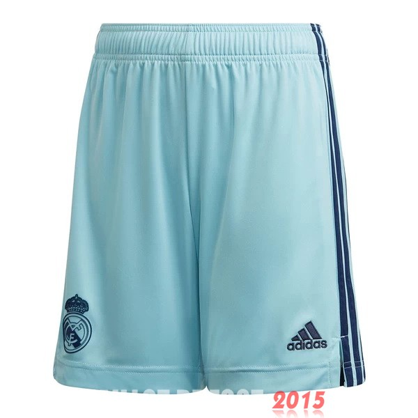 Maillot De Foot Real Madrid Gardien Pantalon 20/21 Domicile