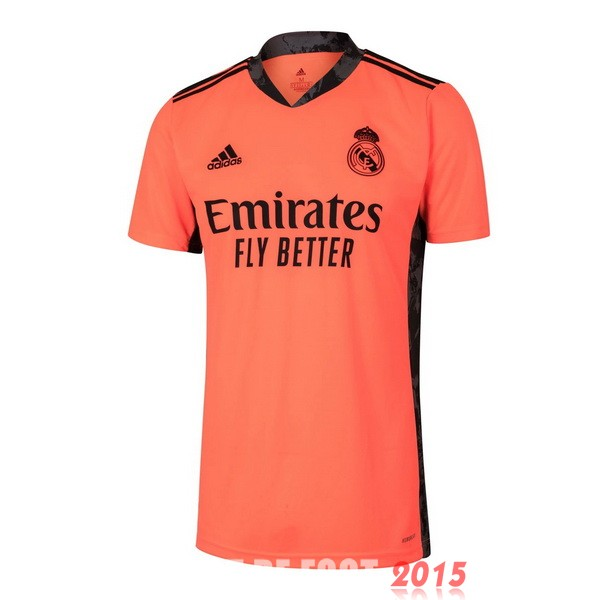 Maillot De Foot Real Madrid Gardien 20/21 Exterieur