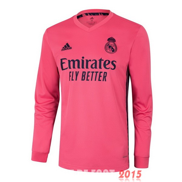 Maillot De Foot Real Madrid Manches Longues 20/21 Exterieur