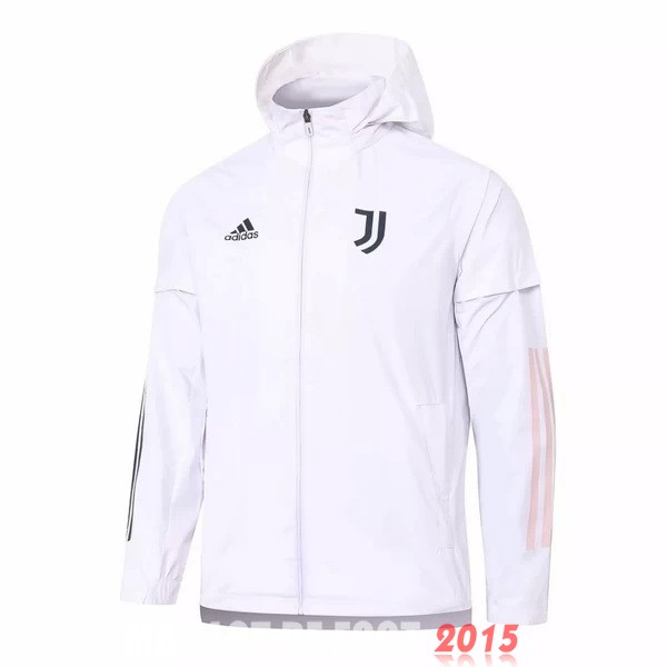Coupe Vent Juventus Blanc 20/21