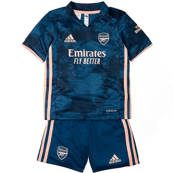 Maillot De Foot Arsenal Enfant 20/21 Third Un ensemble
