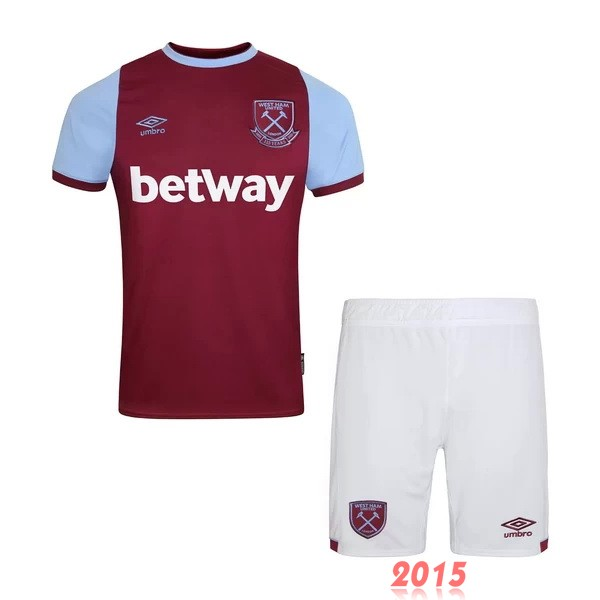 Maillot De Foot West Ham United Enfant 20/21 Domicile Un ensemble