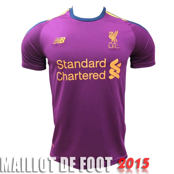 Maillot De Foot Liverpool 18/19 Third