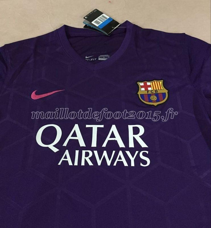 Maillot de foot barcelone 16 17 exterieur pas cher for Barcelone maillot exterieur