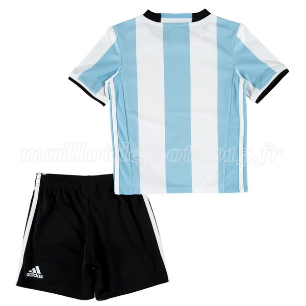 maillot de foot argentine enfant mondiall 2016 domicile pas cher. Black Bedroom Furniture Sets. Home Design Ideas