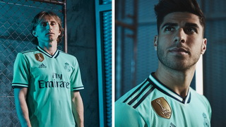 Maillot Real Madrid 2019 2020